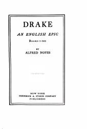 Drake: An English Epic, Books 1-12