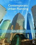 Contemporary Urban Planning PDF