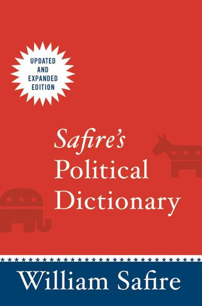 Safires Political Dictionary