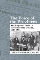 The Voice of the Provinces PDF