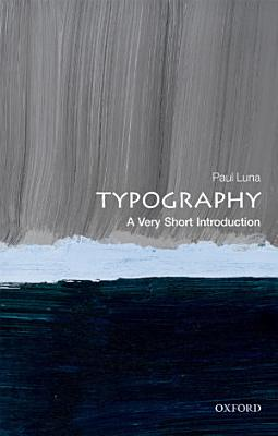 Typography  a Very Short Introduction PDF