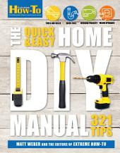 Quick & Easy Home DIY Manual