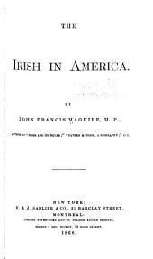 The Irish in America: Volume 32
