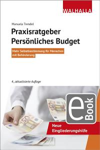 Praxisratgeber Pers  nliches Budget PDF