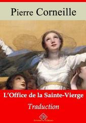 L'office de la Sainte Vierge: Nouvelle édition augmentée