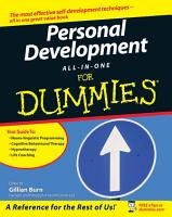 Personal Development All In One For Dummies PDF