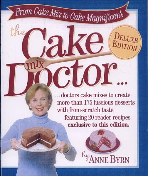 Download The Cake Mix Doctor Book