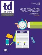 Get the Whole Picture With a Performance Assessment