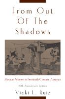 From Out of the Shadows PDF