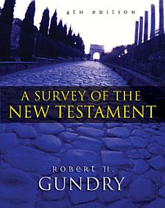 A Survey of the New Testament Book