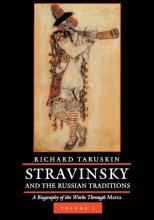 Stravinsky and the Russian Traditions PDF