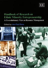 Handbook Of Research On Ethnic Minority Entrepreneurship
