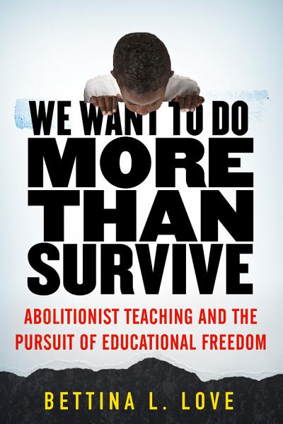 Download We Want to Do More Than Survive Book