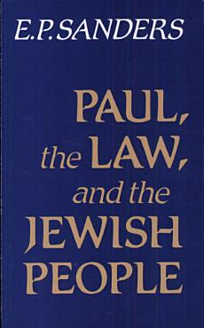 Paul  the Law  and the Jewish People PDF