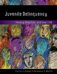 Juvenile Delinquency Theory Practice And Law Book PDF