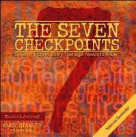 The Seven Checkpoints Student Journal PDF