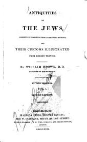 Antiquities of the Jews: Volume 1