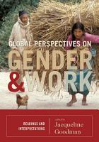 Global Perspectives on Gender and Work PDF