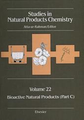 Bioactive Natural Products (Part C): Volume 22