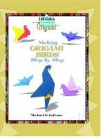 Making Origami Birds Step by Step PDF