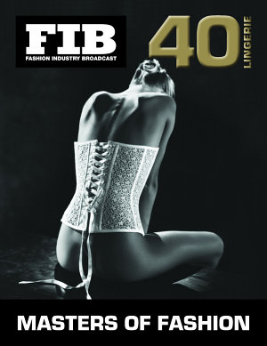 MASTERS OF FASHION Vol 40 - Lingerie