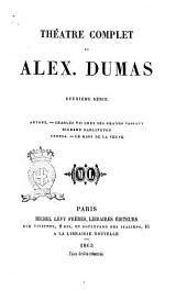 Théâtre complet de Alex. Dumas: Volume2