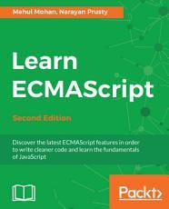 Learn ECMAScript PDF