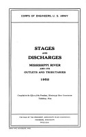 Stages and Discharges of the Mississippi River and Its Outlets and Tributaries PDF