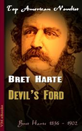 Devil's Ford: Top American Novelist