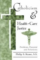 Catholicism and Health Care Justice PDF