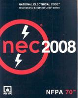 National Electrical Code PDF