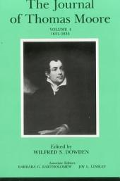 The Journal of Thomas Moore: 1831-1835