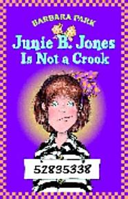 Junie B  Jones Is Not a Crook PDF