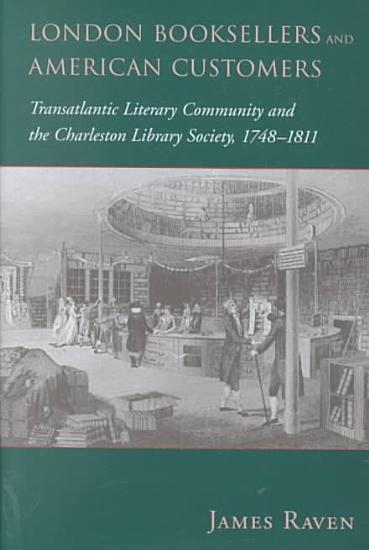 London Booksellers and American Customers PDF