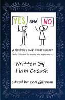 Yes and No  a Children s Book about Consent