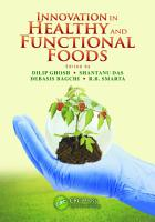 Innovation in Healthy and Functional Foods PDF