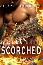 Scorched: BBW Paranormal Dragon Shifter Romance