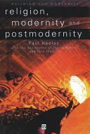 Religion, Modernity and Postmodernity