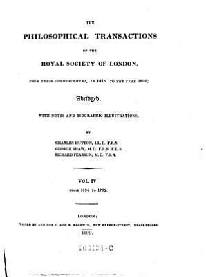 From 1694 to 1702 PDF