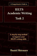 A Comprehensive Guide to Ielts Academic Writing Task 2