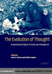 The Evolution of Thought PDF