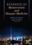 Handbook of Bioterrorism and Disaster Medicine PDF