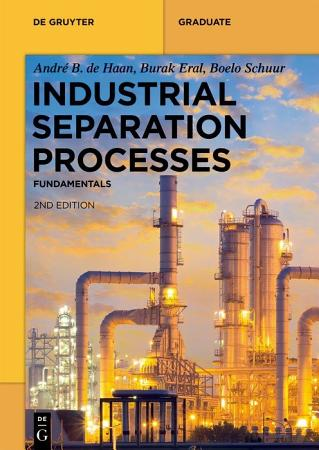 Industrial Separation Processes PDF
