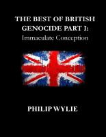 The Best of British Genocide Part I  Immaculate Conception PDF