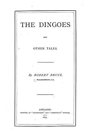 The Dingoes  and Other Tales PDF