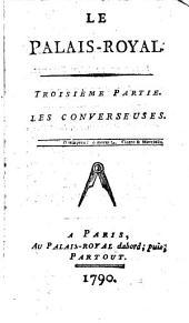 Le Palais-Royal: ¬Les Converseuses, Volume3