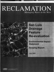 San Luis Drainage Feature Re evaluation PDF