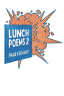 Lunch Poems 2 Book PDF