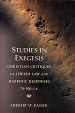 Studies in Exegesis