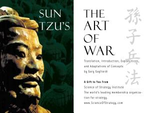 Free Sun Tzu  Sunzi  s The Art of War PDF Ebook